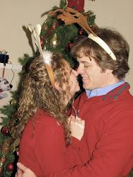 2009 Christmas (Santa's reindeer)