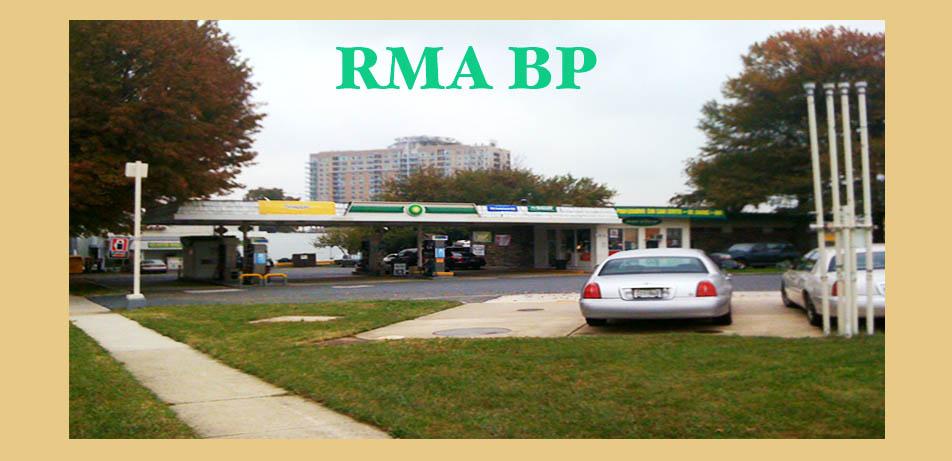 RMA BP SERVICE STATION