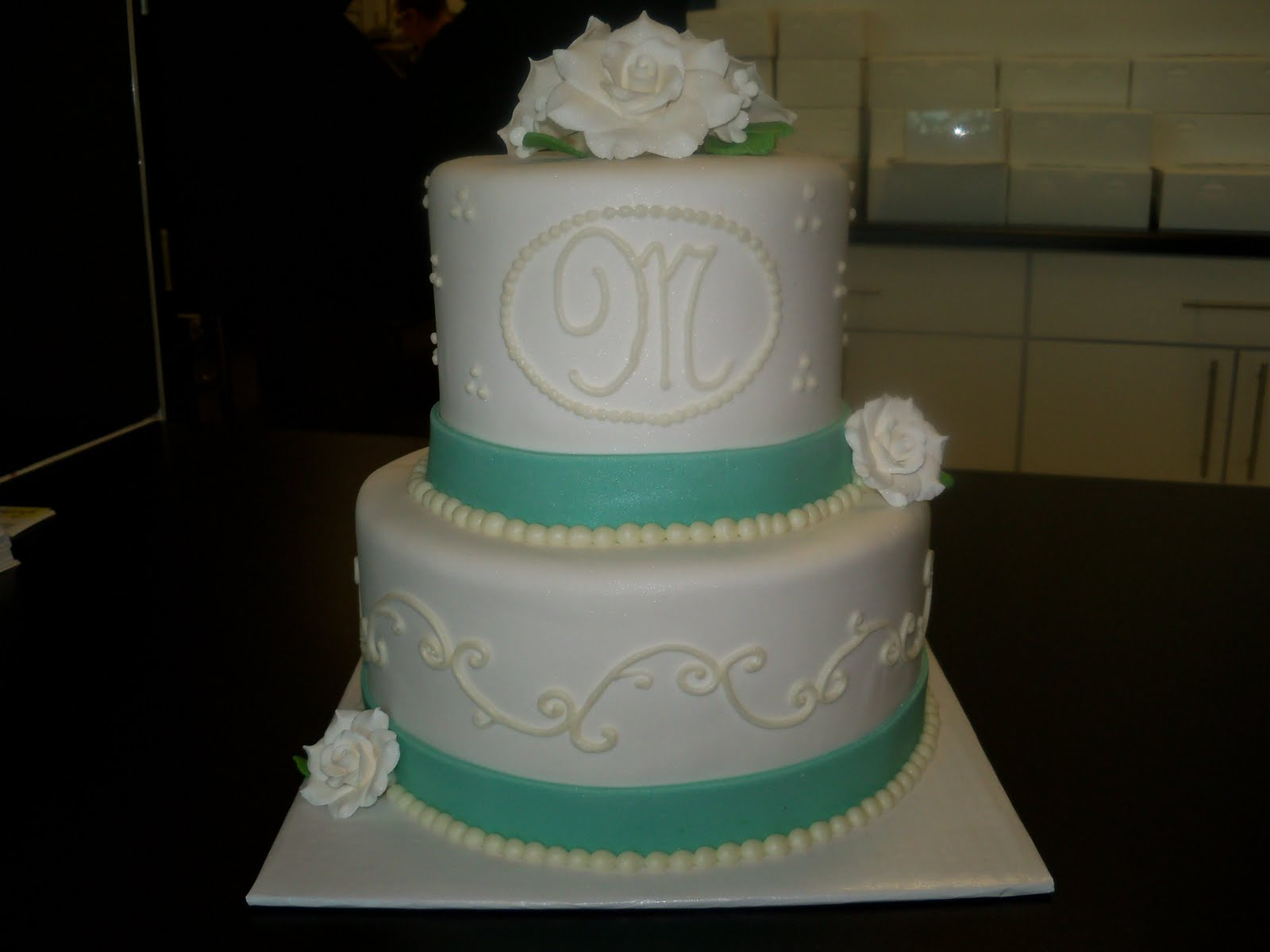 Pin Quinceanera Tiffany Themed Gift Box Cake ƒÆ'¢â'¬Å