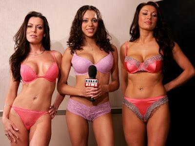 Esas Noticias al desnudo --una versión doblada del programa de ...