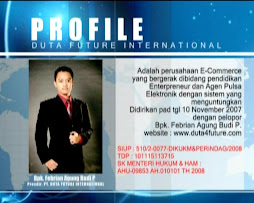 COMPANY PROFILE DUTA FUTURE INTERNATIONAL