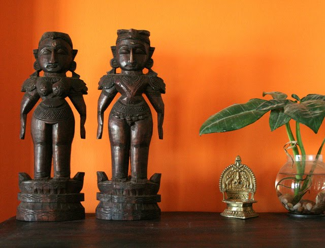 Ethnic Indian Decor An Indian home in Bangalore