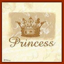 Ahora soy princesa.