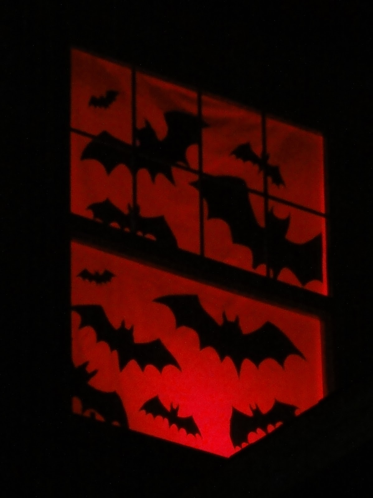 update several people have asked me where we purchased these halloween silhouettes u0026 if the were vinyl all of our silhouettes were painted on cheap