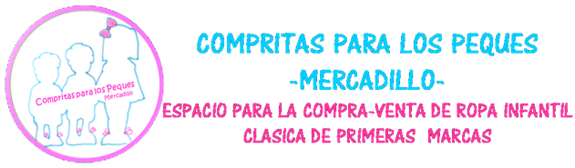 COMPRITAS PARA LOS PEQUES - EL MERCADILLO -