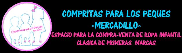 COMPRITAS PARA LOS PEQUES - EL MERCADILLO -