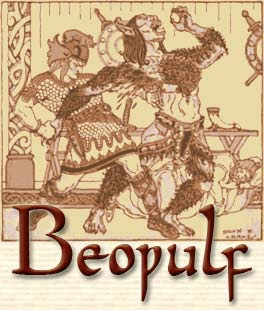 Beowulf - frontispiece