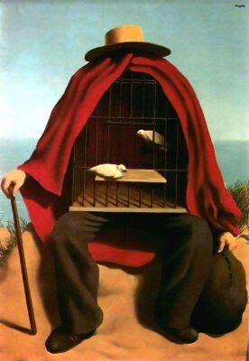 Le Thérapeute - Magritte,1937