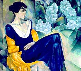 Ritratto della Achmatova