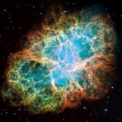 Crab Nebula - NASA shot