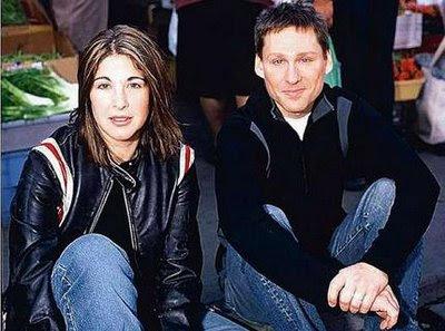 Naomi Klein e il marito Avi Lewis