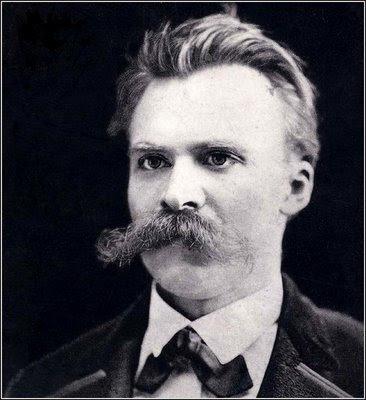 Un giovane Nietzsche