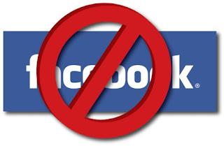 blokir facebook situs internet