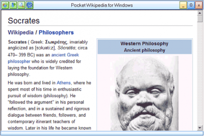 Pocket Wikipedia