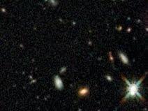galaksi tertua yang pernah ada