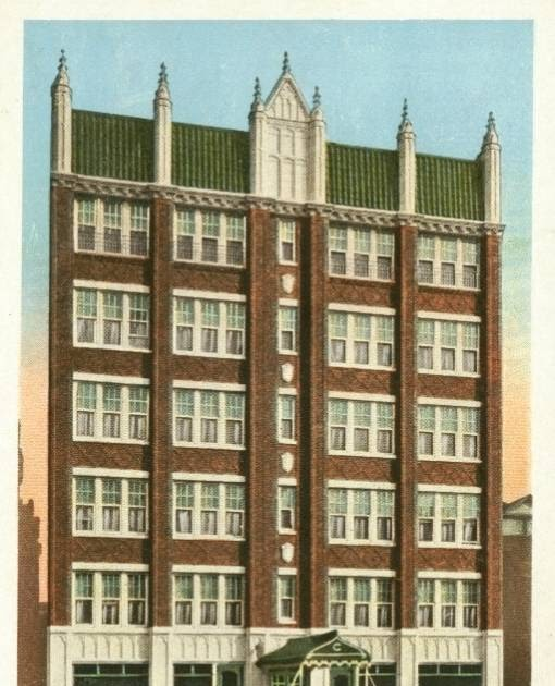 Uptown Chicago History: Hotel Commodore, 5547 Kenmore, Chicago