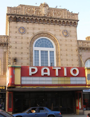Uptown Chicago History Historic Patio Theatre Of Chicago
