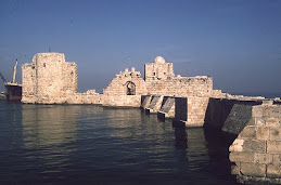 Sidon castle, Lebanon