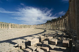 Jerash, Jordan