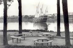 A lagoa em 1972