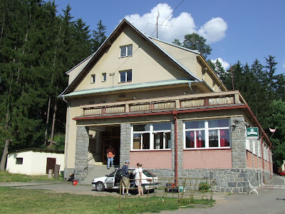 Rekreační středisko Avia Varvažov