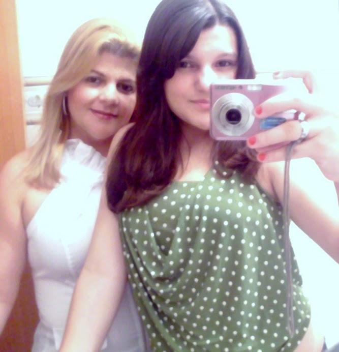 Eu e Lara