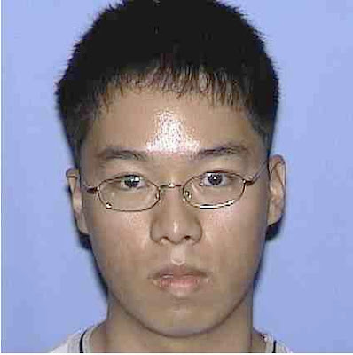 Virginia Tech - Cho Seung-hui - 23-year-old VaTech Student, English major Is Shooter