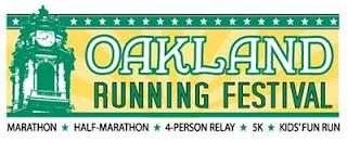Running news: Oakland Running Festival - Oakland Marathon in March