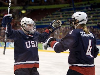USA vs Canada gold medal game time 12 noon PST, 3 PM EST