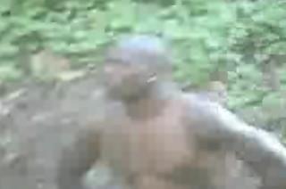 Chad Ochocinco Johnson runs naked in public
