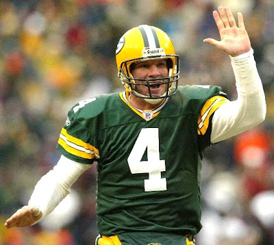 BRETT FARVE TO THE NEW YORK JETS - PACKERS SCREWED UP