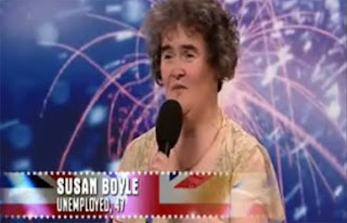 Susan Boyle: Just Who Is The Singing Sensation Susan Boyle?