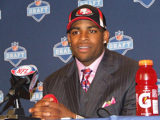 NFL Draft: Michael Crabtree, Interview With SF 49ers New Receiver