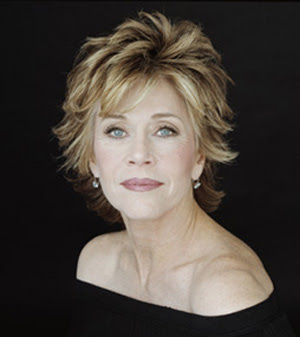Jane Fonda discovers New Media and Twitter