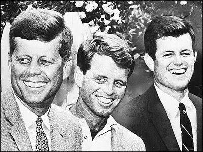 Ted Kennedy to be buried 95 feet from RFK