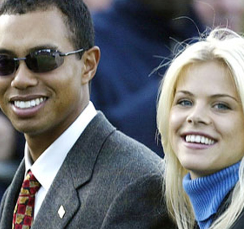 tiger woods scandal pictures. Tiger Woods scandal - Woods in