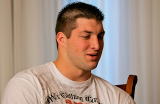 Tim Tebow crying after Florida loss; give Heisman to Toby Gerhart