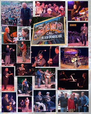 Bohemian Grove fund-raiser to feature Grammy Award-winning acts