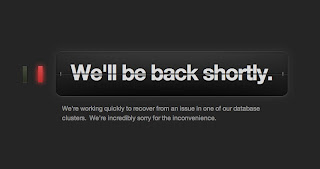 Tumblr Blog Site down for 14 hours and counting