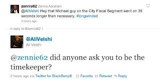 CNN Ali Velshi's Mean Twitter Tweets Continue; Ali Starts A Feud