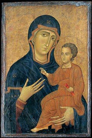 Blog de Arte da Profª Alice: Arte Cristã Bizantina - 1º ano