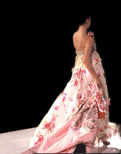 From a Lacroix haute-couture runway ...
