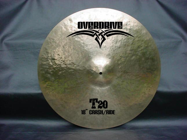 Overdrive Cymbals
