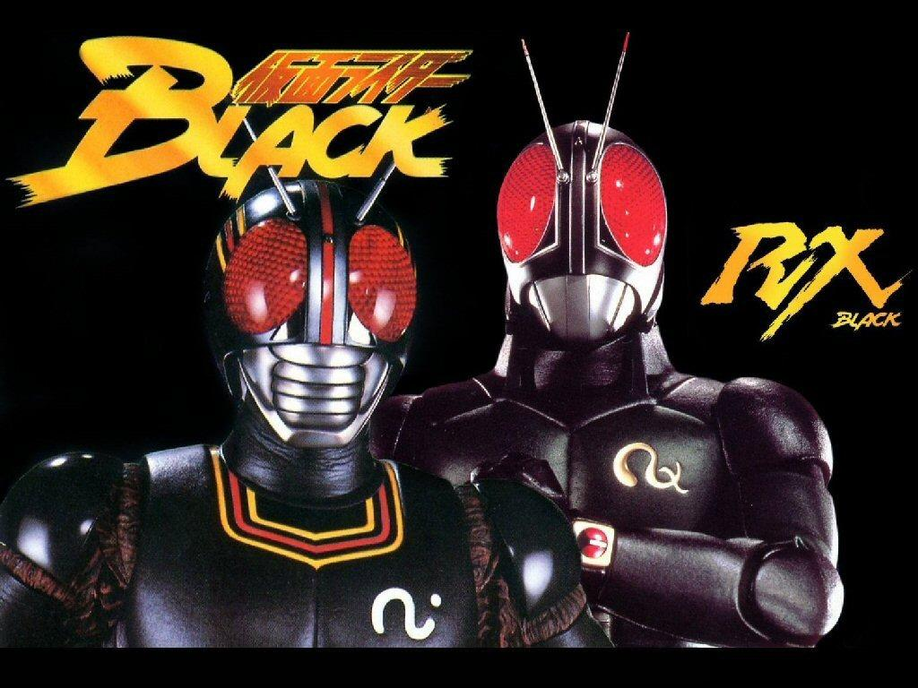 Kamen Rider Black E R Duas Fases
