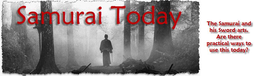 Samurai Today