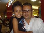 Bp. Cleito e seu filho Gabriel
