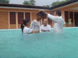 Na verdade, na verdade te digo: Quem não nascer da água e do Espírito não verá o reino de Deus!