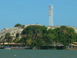 Phare de Mangue Seco (Brésil)