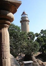 Phare de Mahâballipuram (Inde)
