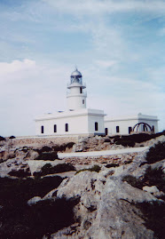 Phare de Cavalleria (Minorque, Espagne)